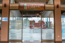 Tidenti Dental Studio, Muxbal, Guatemala City - entrance door